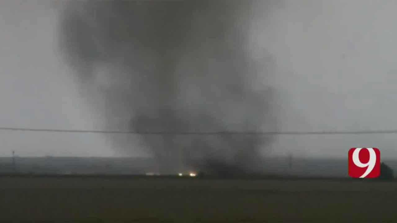 No Tornado-Related Deaths In Oklahoma In 2018