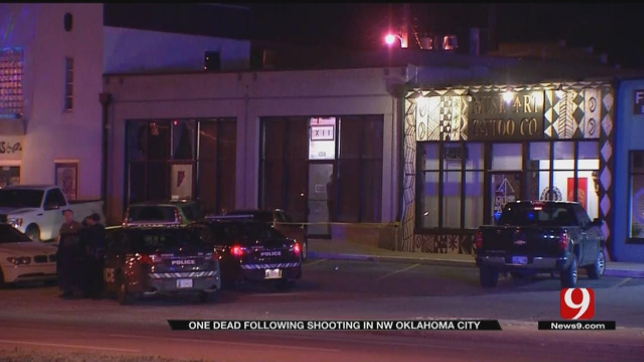 1 Person Dead After Shooting Outside Studio 12 In NW OKC