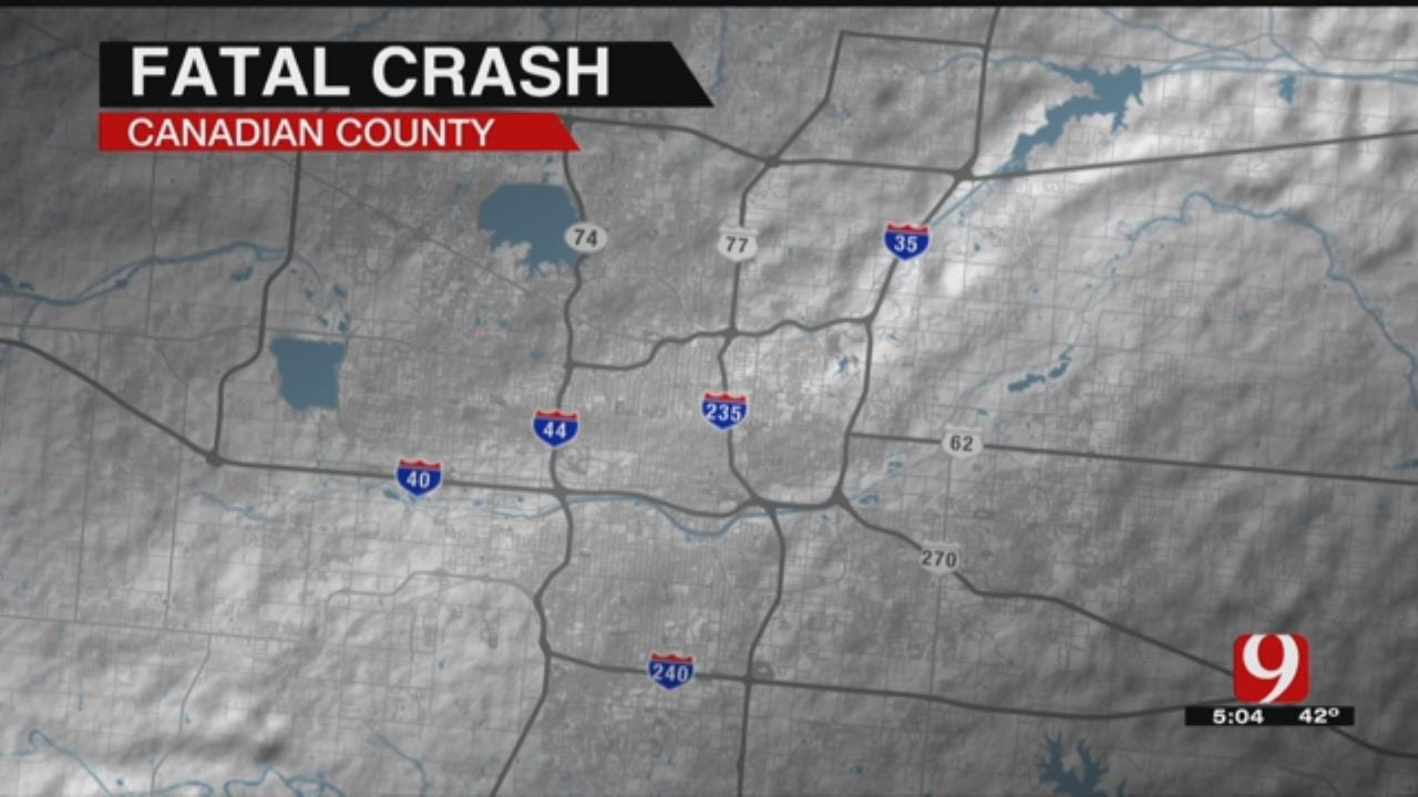 1 Dead Following Collision In Canadian County