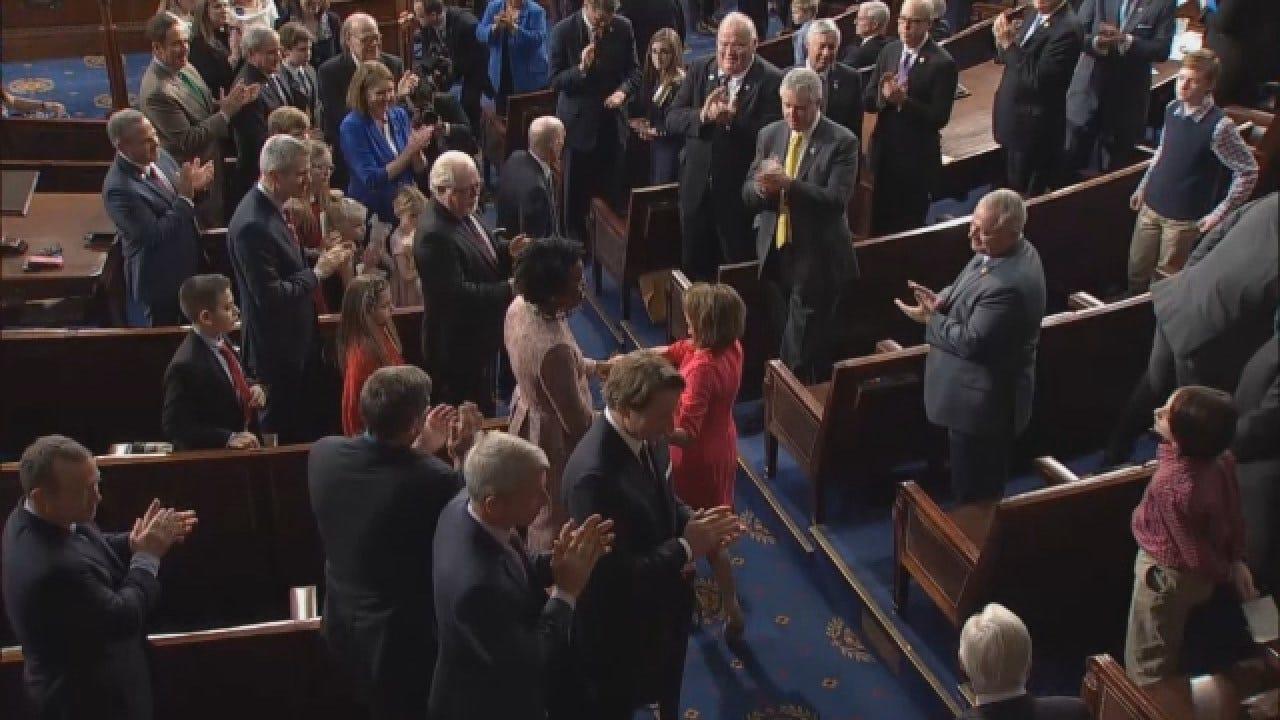 New Congress Sworn In Amid Partial Government Shutdown