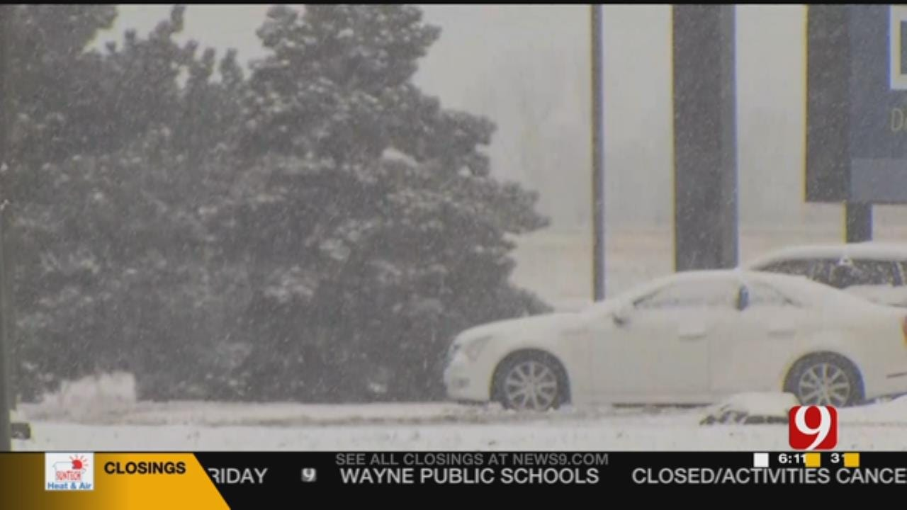 Canadian Co. Officials Encourage Residents To Check On Elderly, Stay Inside During Winter Storm