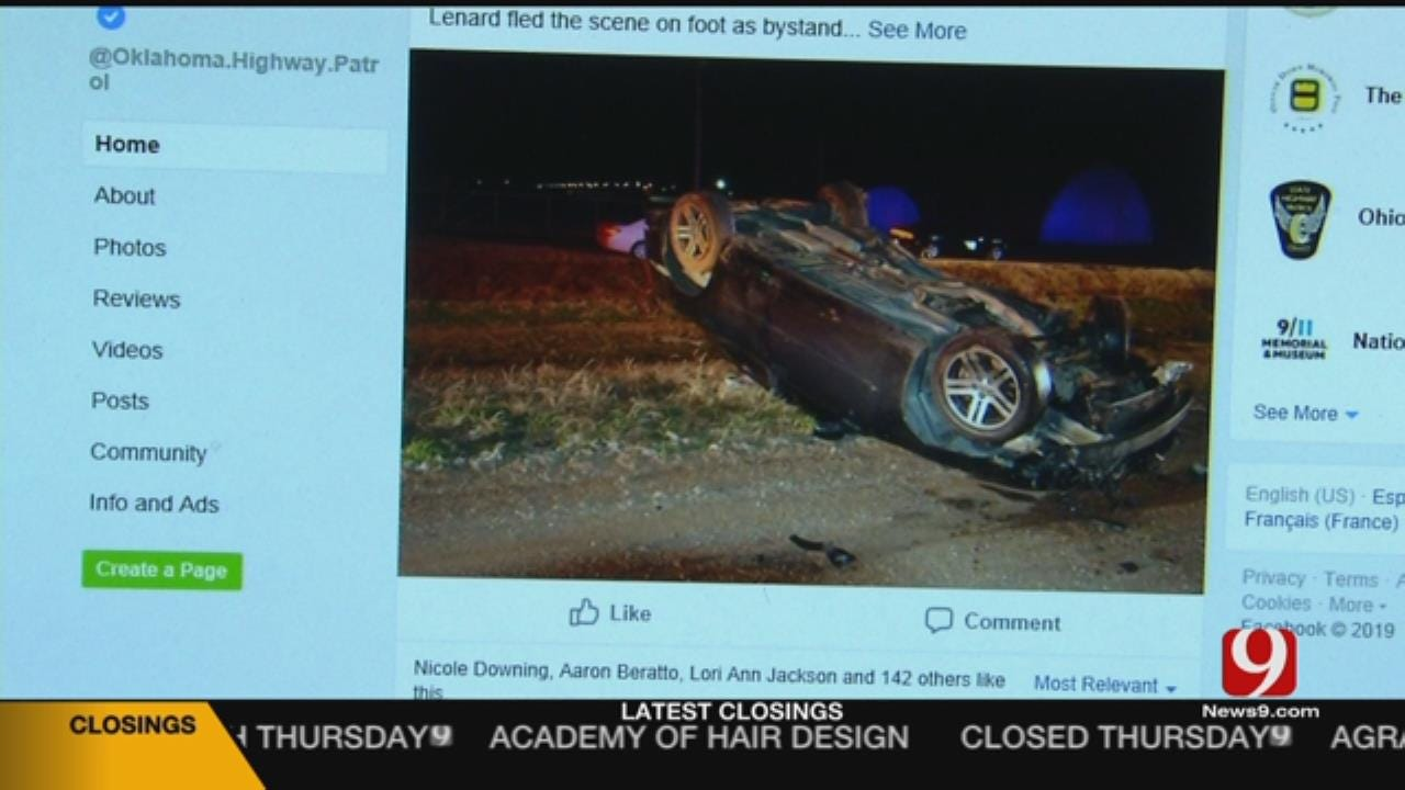 Family Upset Over Man's Bizarre Behavior After Fatal Crash Kills Wife, Father-In-Law