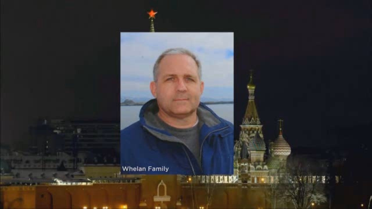 American Arrested In Russia On Espionage Charges