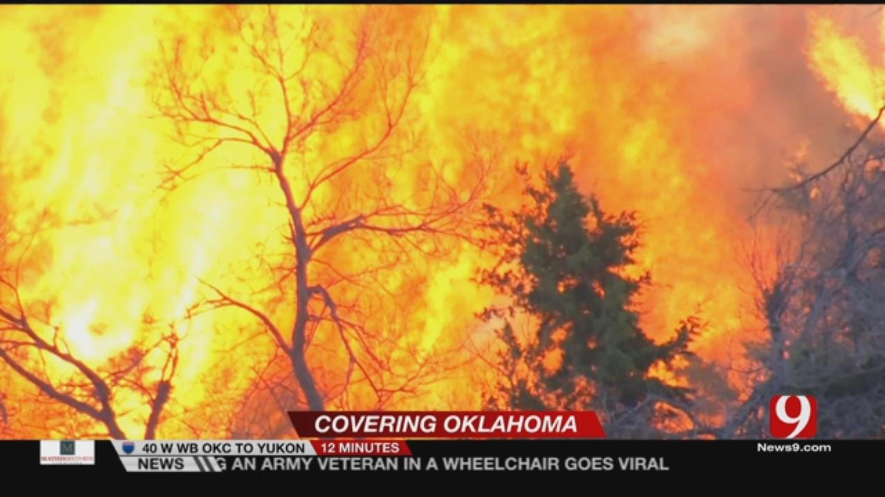 Year In Review: Some Of The Biggest Oklahoma News Stories In 2018