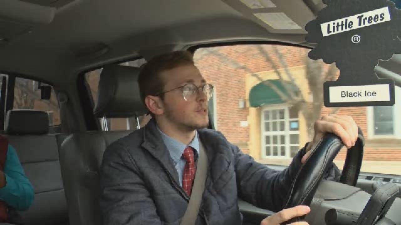 Texas Community Has One Uber Driver