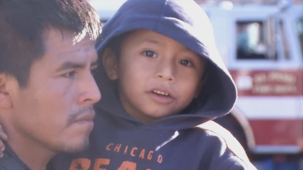 Migrants Released At Texas Bus Station On Christmas Eve