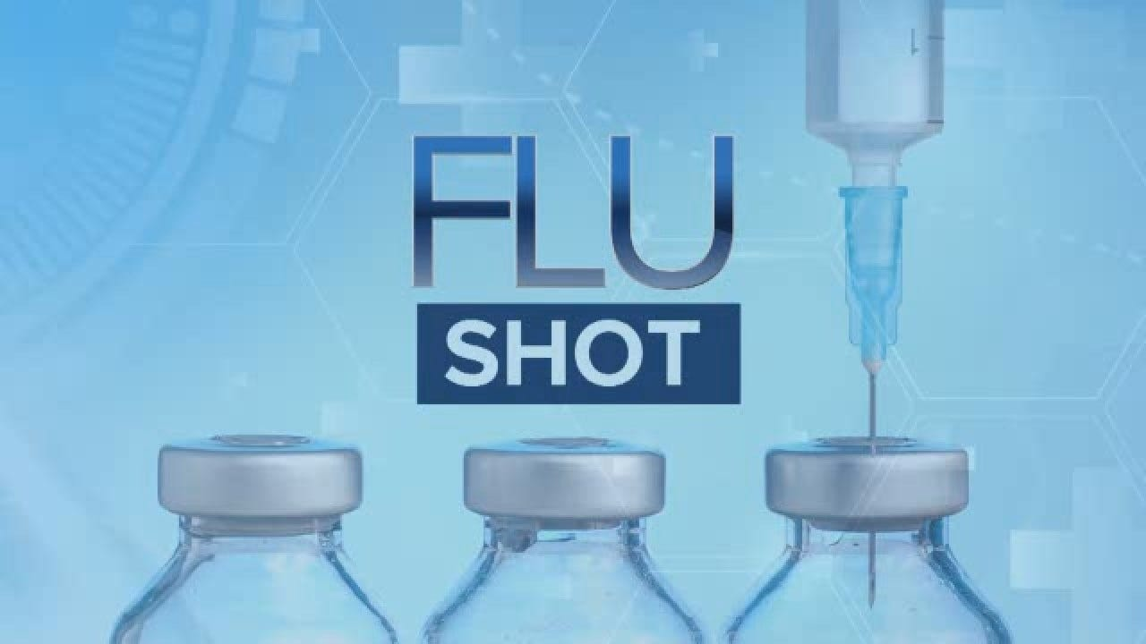 Flu Activity On Rise In Much Of Country