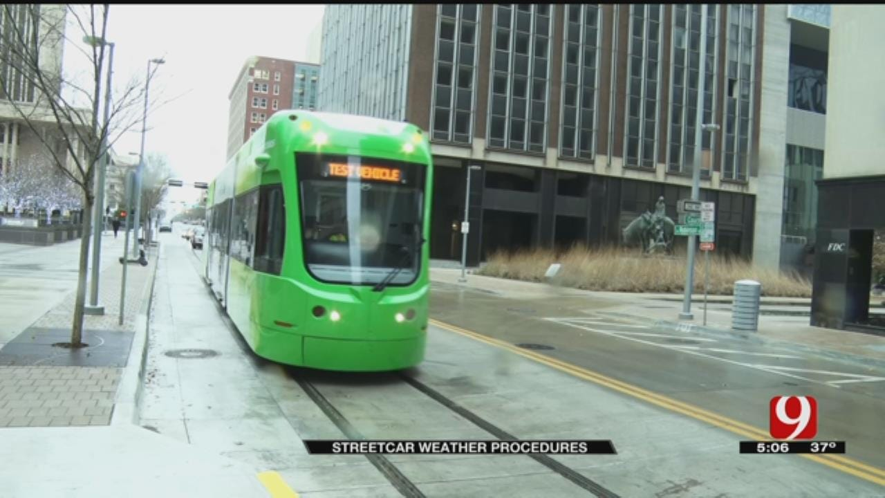 City Shares Streetcar Weather Procedures After Service Suspended Due To High Water