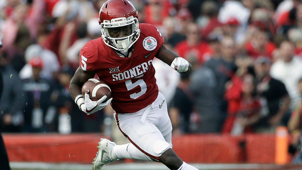 Good Sign: Marquise 'Hollywood' Brown Back At Practice For Sooners