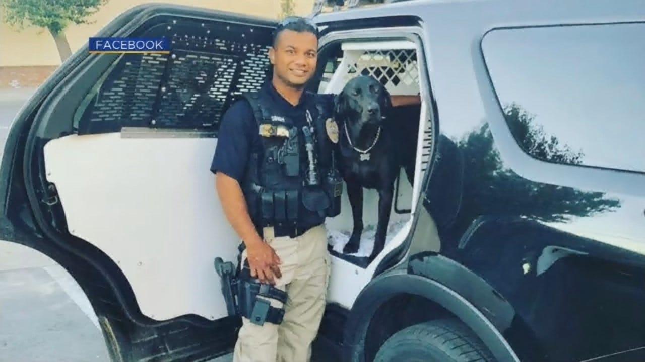 Authorities On Hunt For California Police Officer's Killer