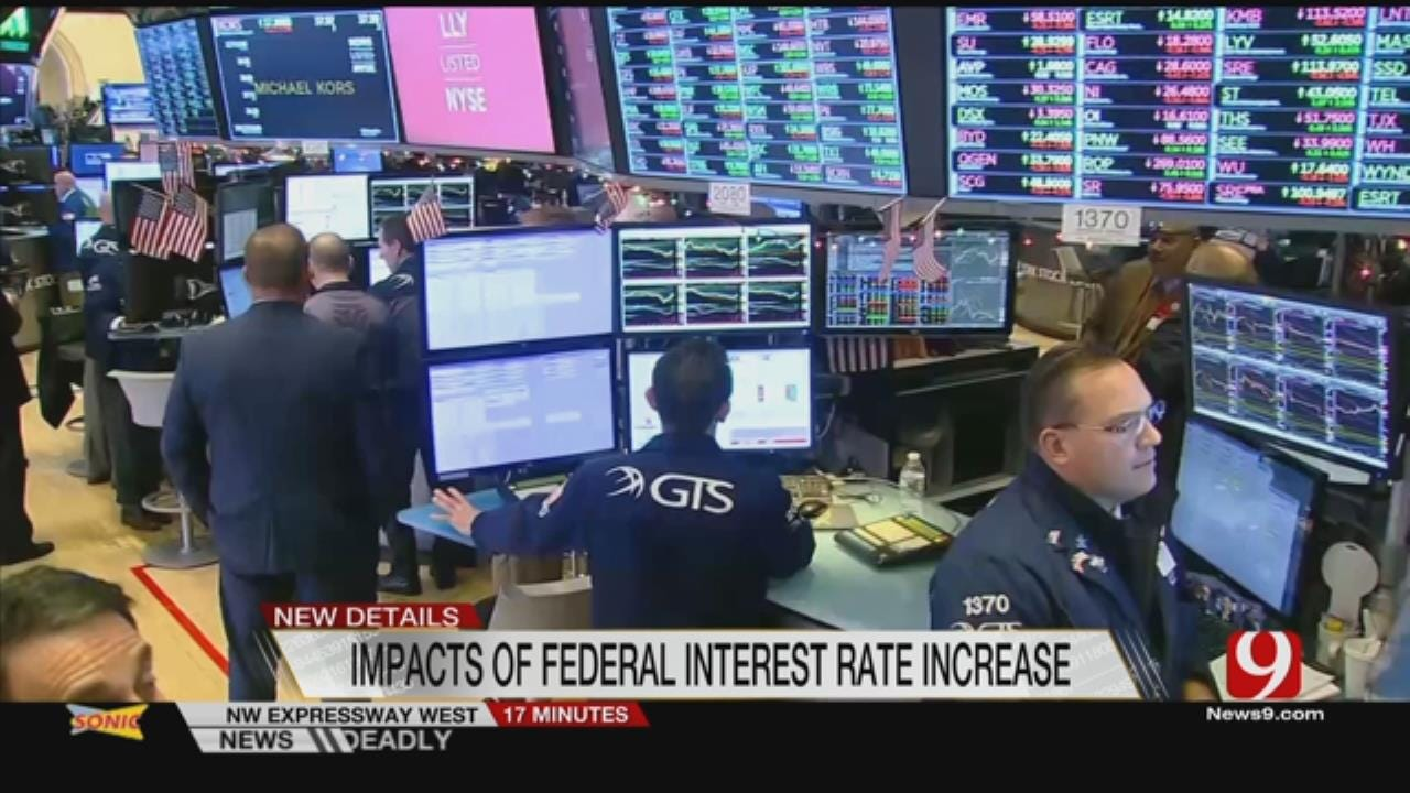Impacts Of Federal Reserve Interest Rate Increase
