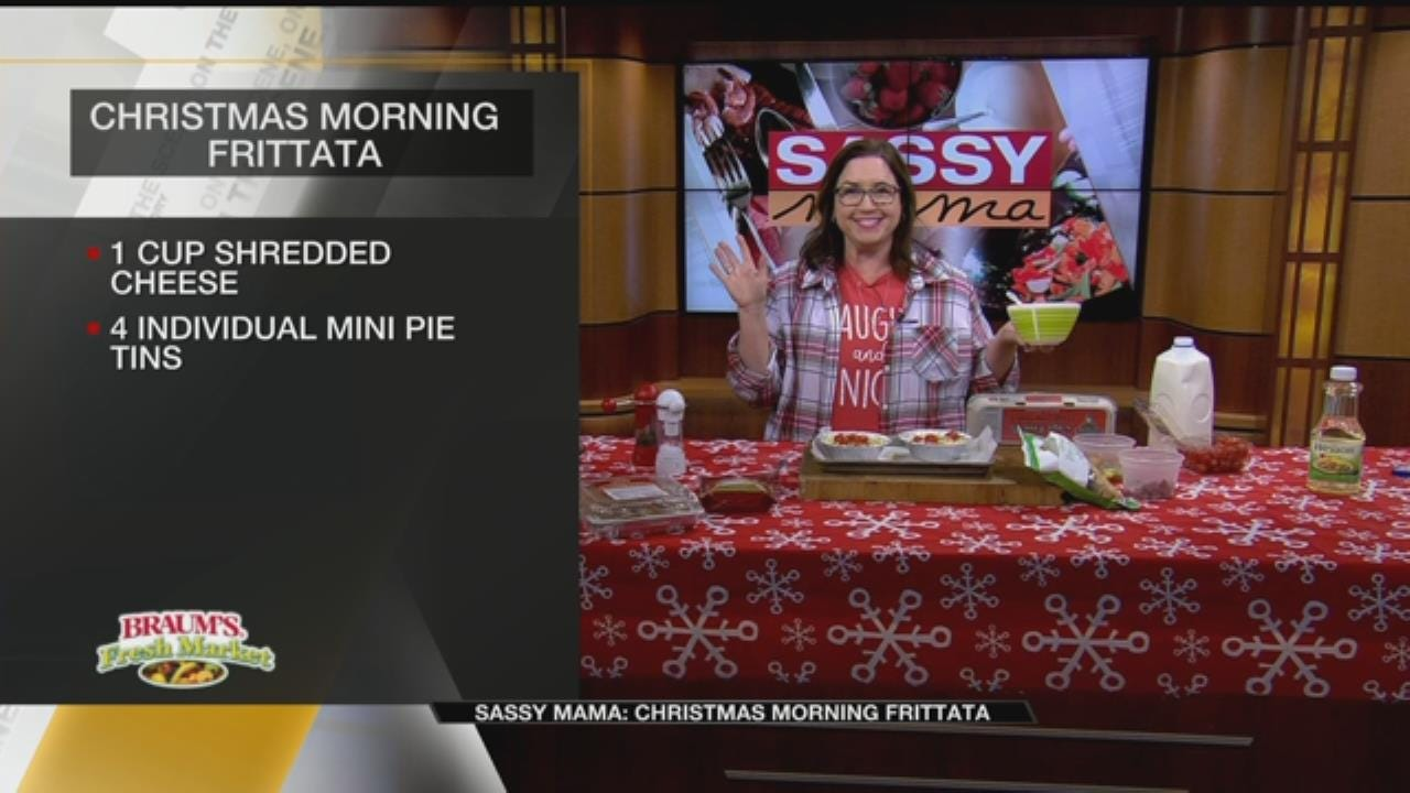 Christmas Morning Frittata