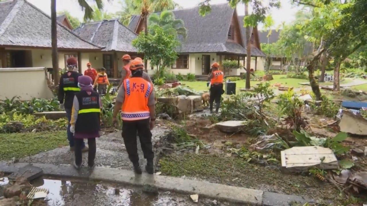 More Than 280 Killed In Destructive Indonesian Tsunami