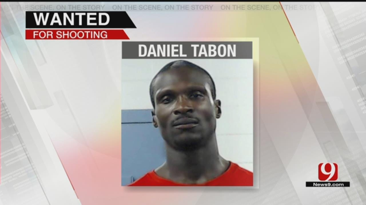 Police In Altus Searching For Shooting Suspect
