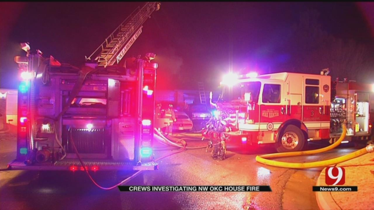 Multiple Animals Die In NW OKC House Fire