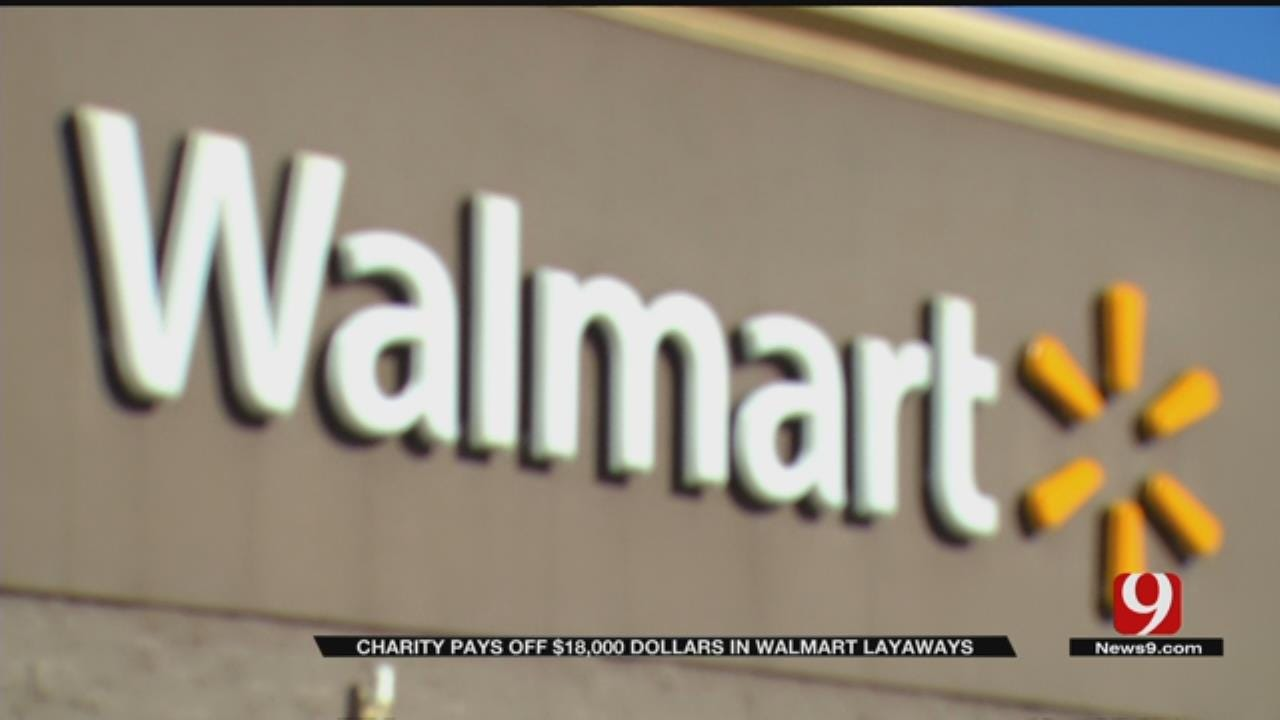 Charity Pays Off $19 Thousand In Walmart Layaways