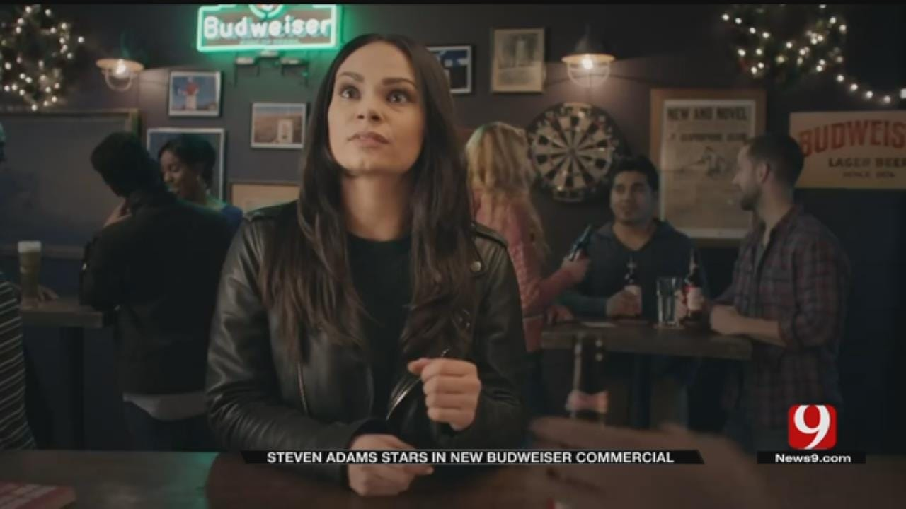 Thunder Big Man Steven Adams Stars In Budweiser Commercial