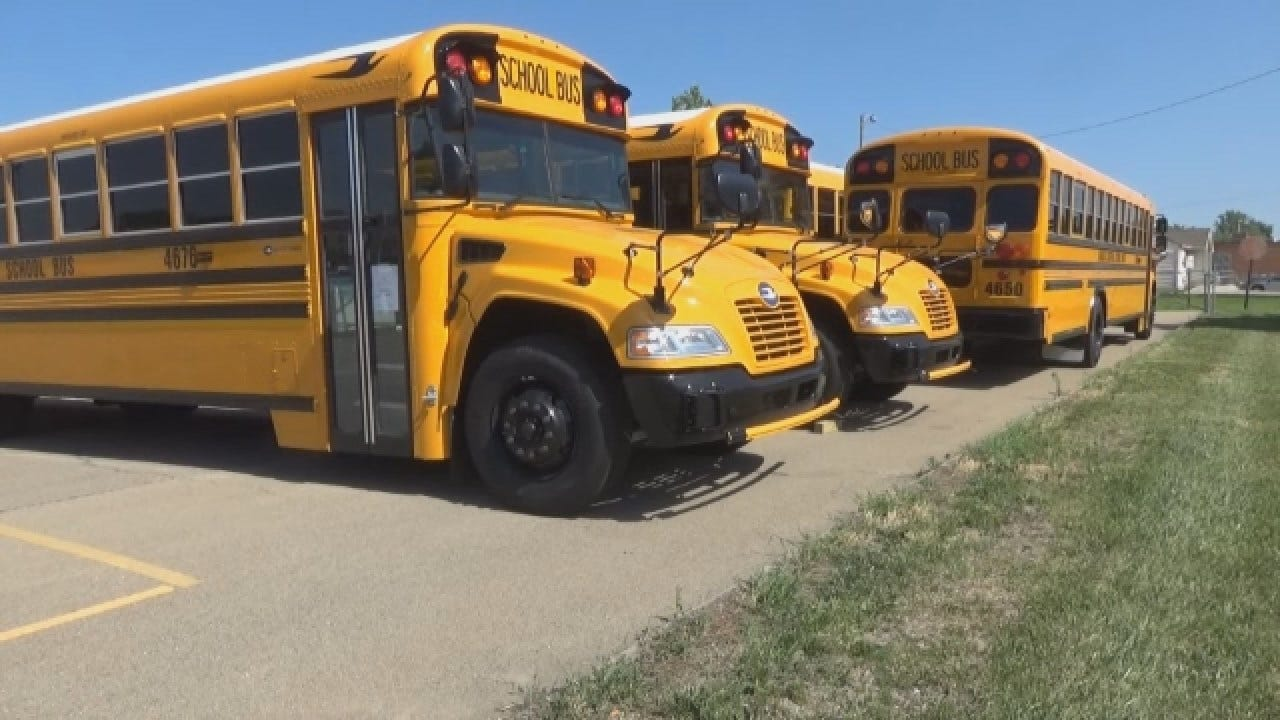 3-Year-Old Boy Left Alone On School Bus For Nearly 2 Hours
