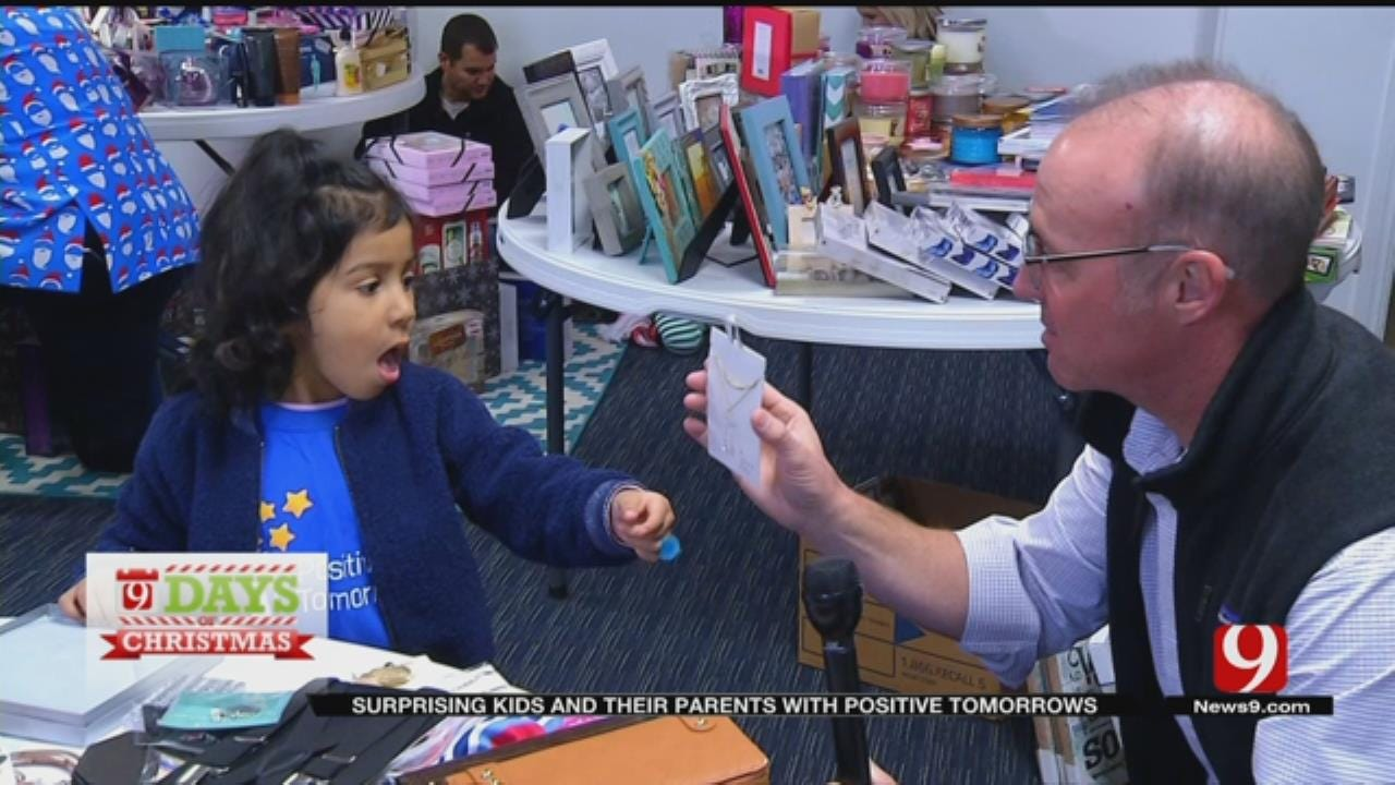 News 9 Surprises Kids, Parents With Positive Tomorrows