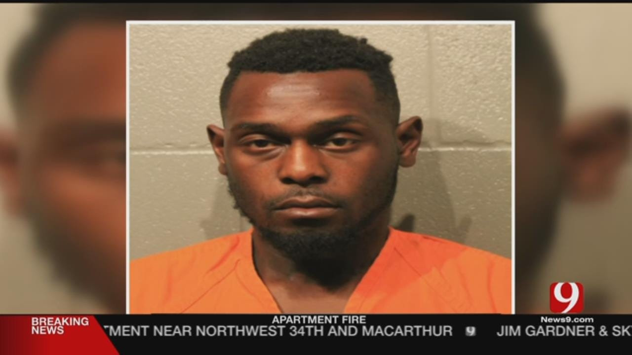 Man Accused Of Stomping Norman Woman To Death Arraigned In Court