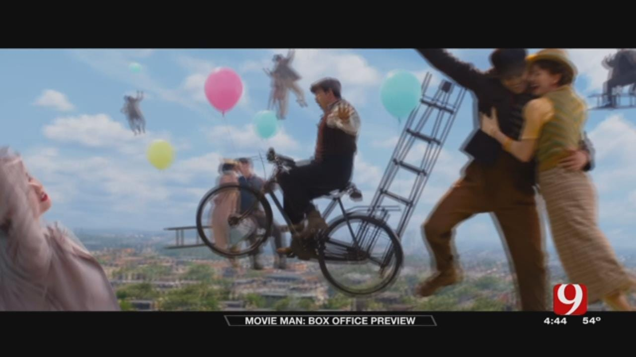 Dino's Movie Moment: Mary Poppins Returns, Aquaman & More