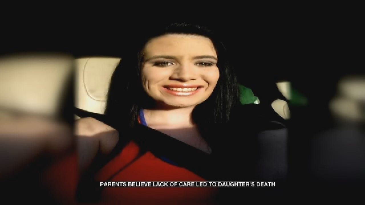 Parents Believe Lack Of Care Led To Daughter's Death In Oklahoma County Jail