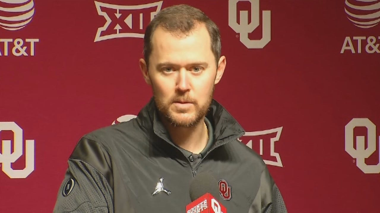 WATCH: Lincoln RIley Talks National Signing Day