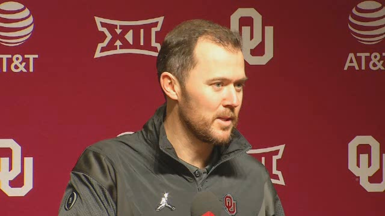 Lincoln Riley On Early National Signing Day for web.wmv