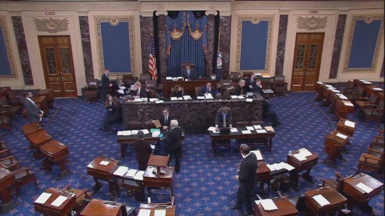 Senate Passes Bipartisan Criminal Justice Bill