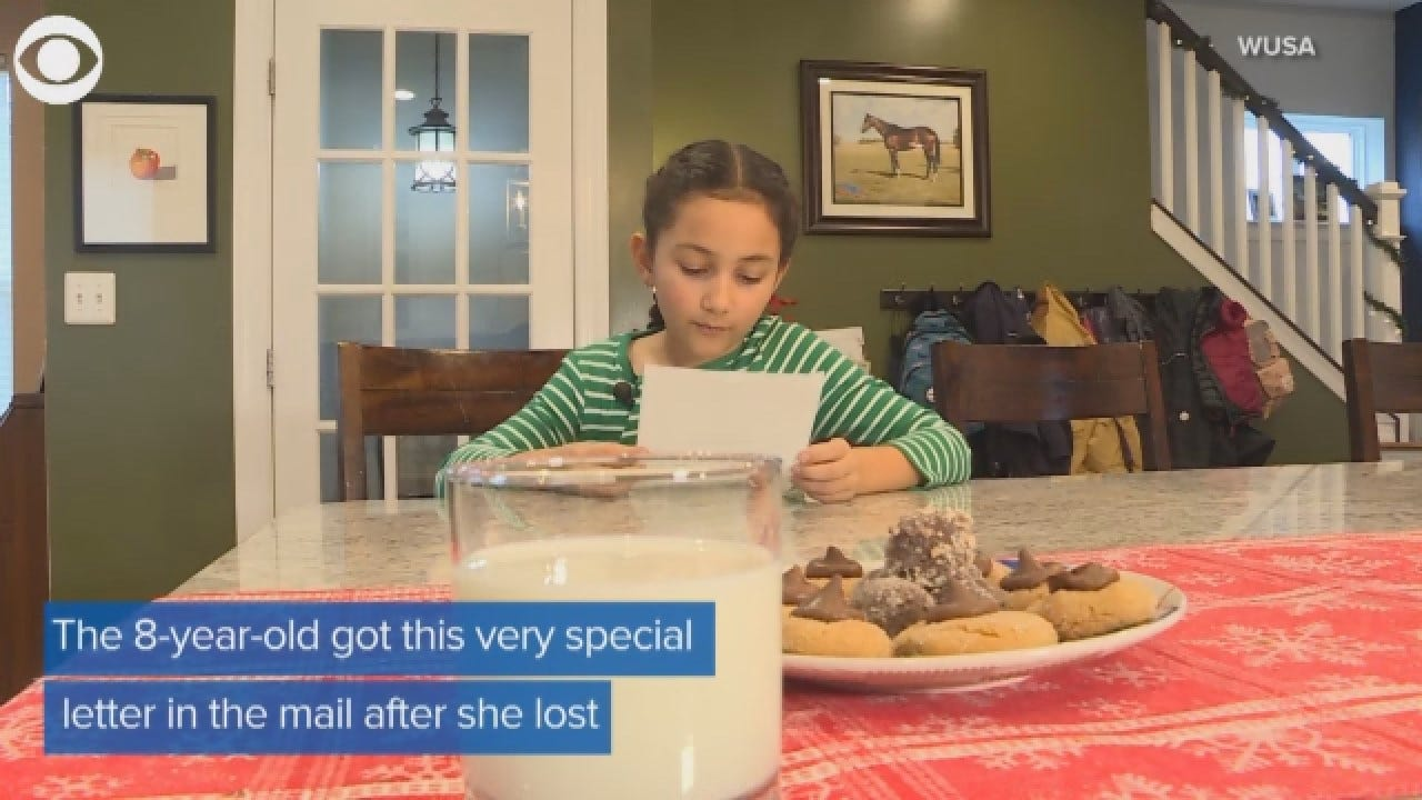 Girl Writes Letter To Hillary Clinton About Her Loss In School Election
