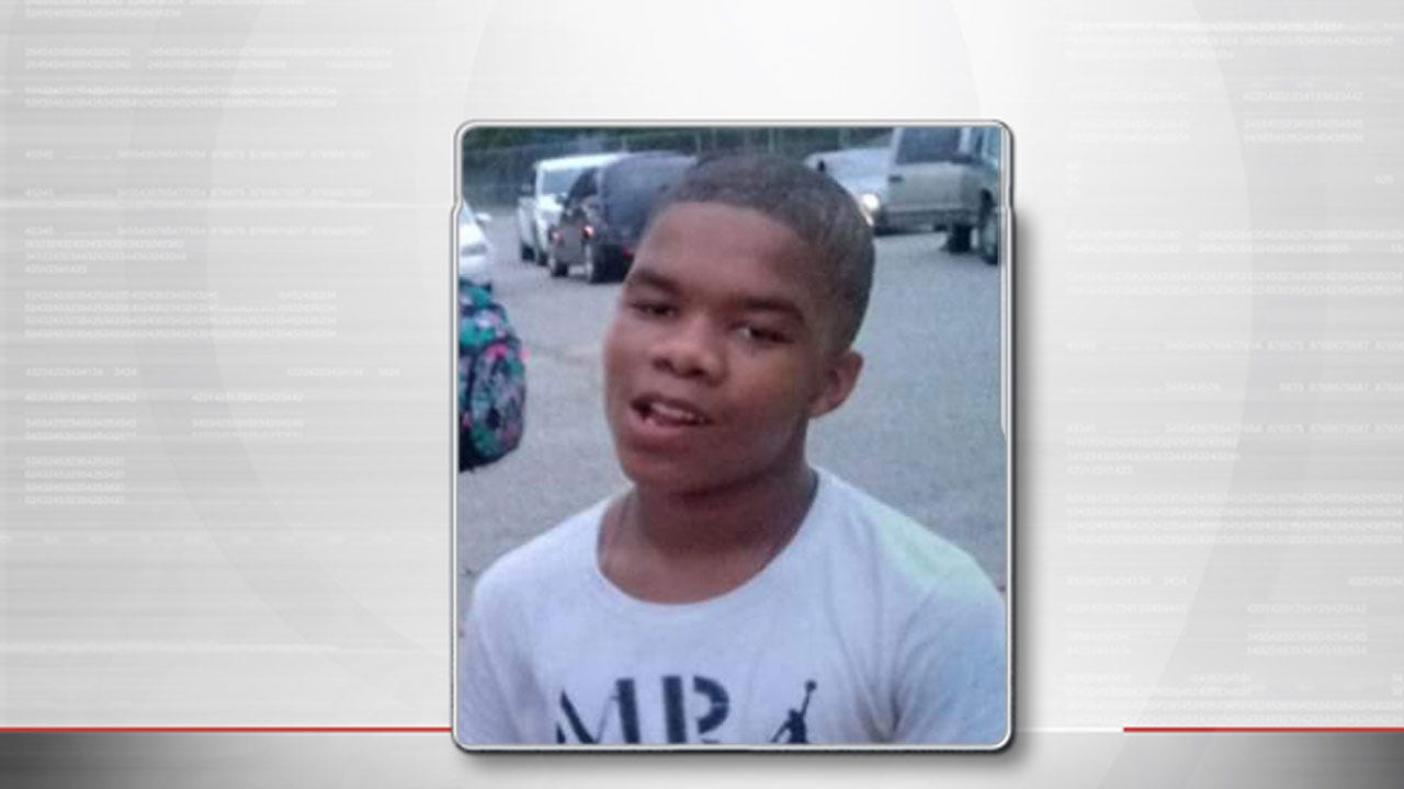 Authorities Search For Missing 13-Year-Old From Del City