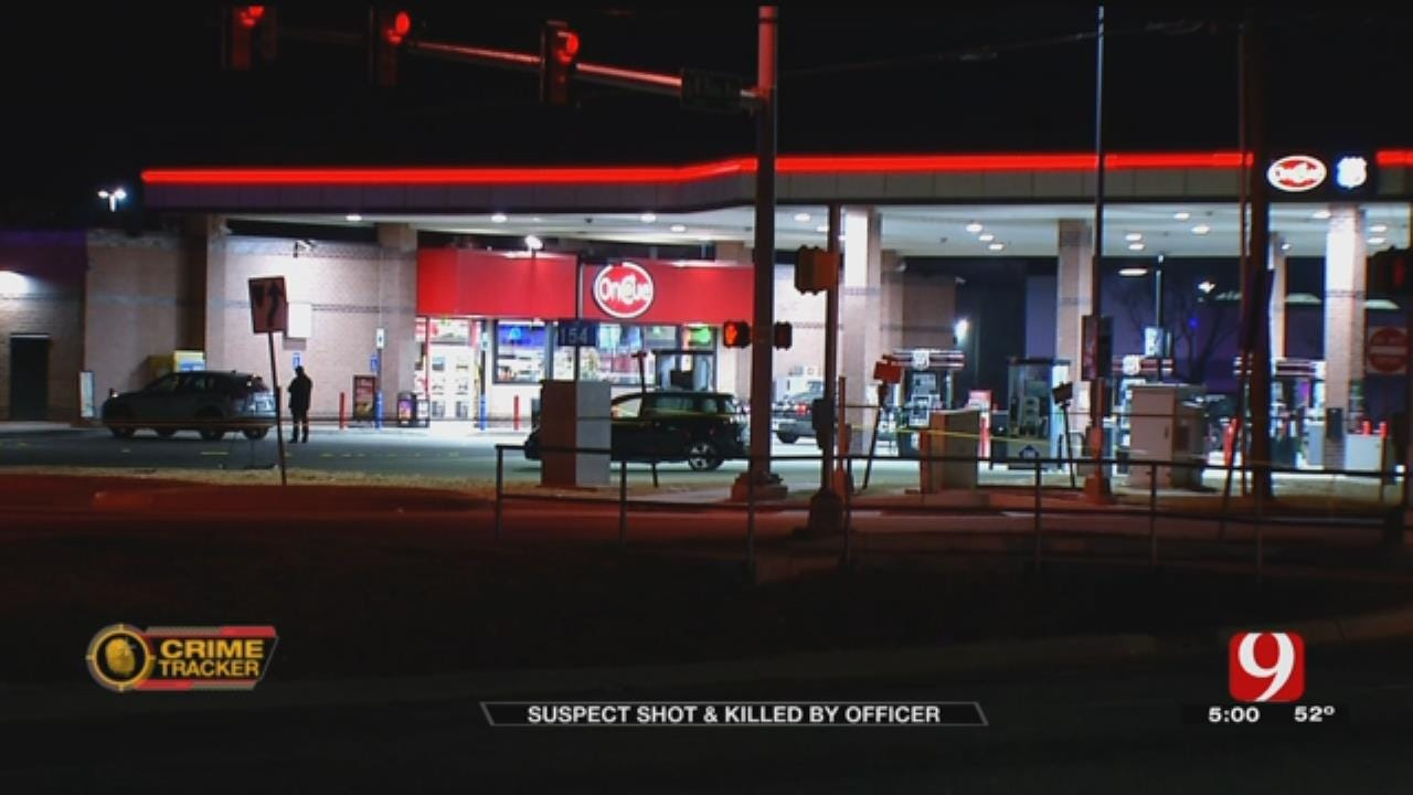 OCPD Identifies Suspect Killed In On-Cue Officer-Involved Shooting