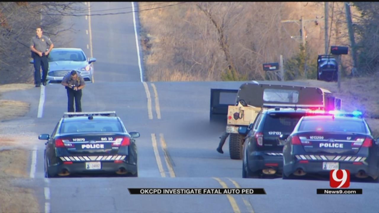 Child Dies In Fatal SE OKC Auto-Ped