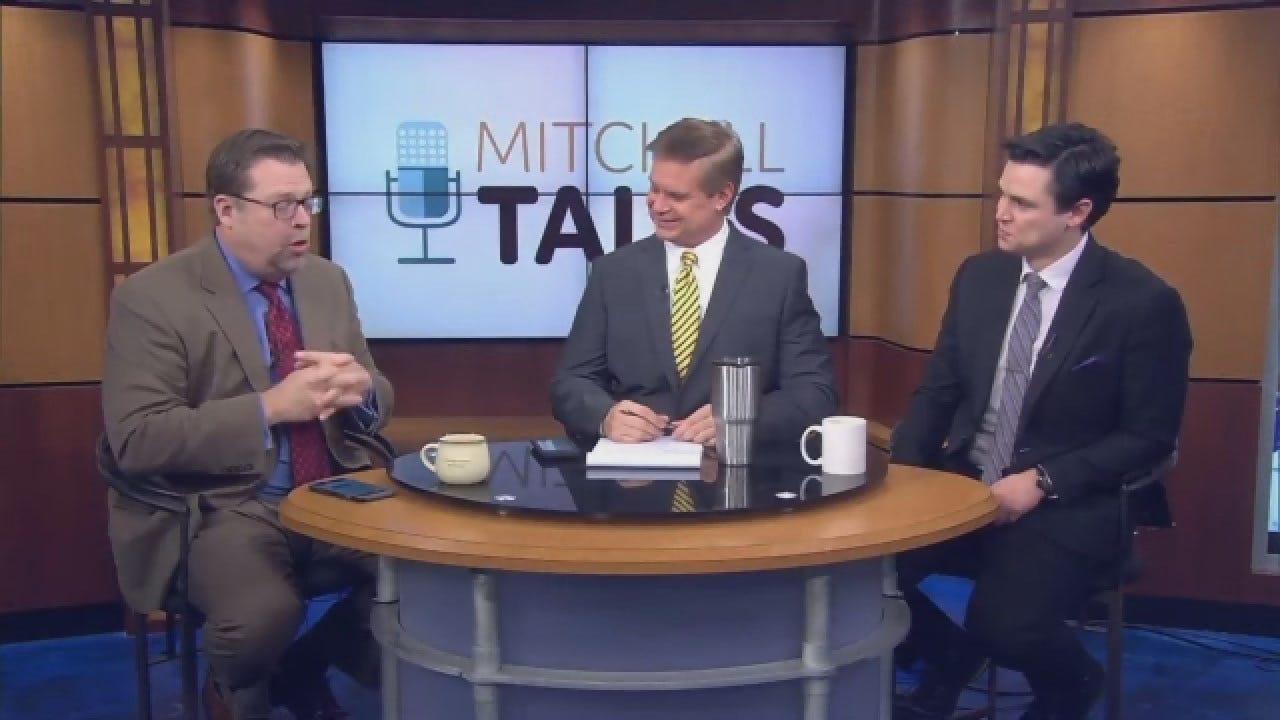 Mitchell Talks: Silly Bills And Women In Power
