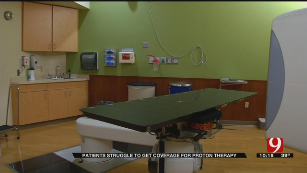9 Investigates: Patients Struggle To Get Coverage For Proton Therapy