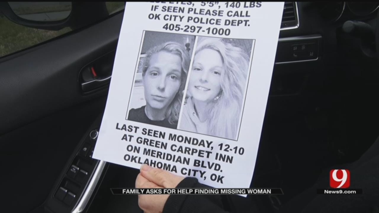 Oklahoma Family Asking For Help Finding Missing Woman
