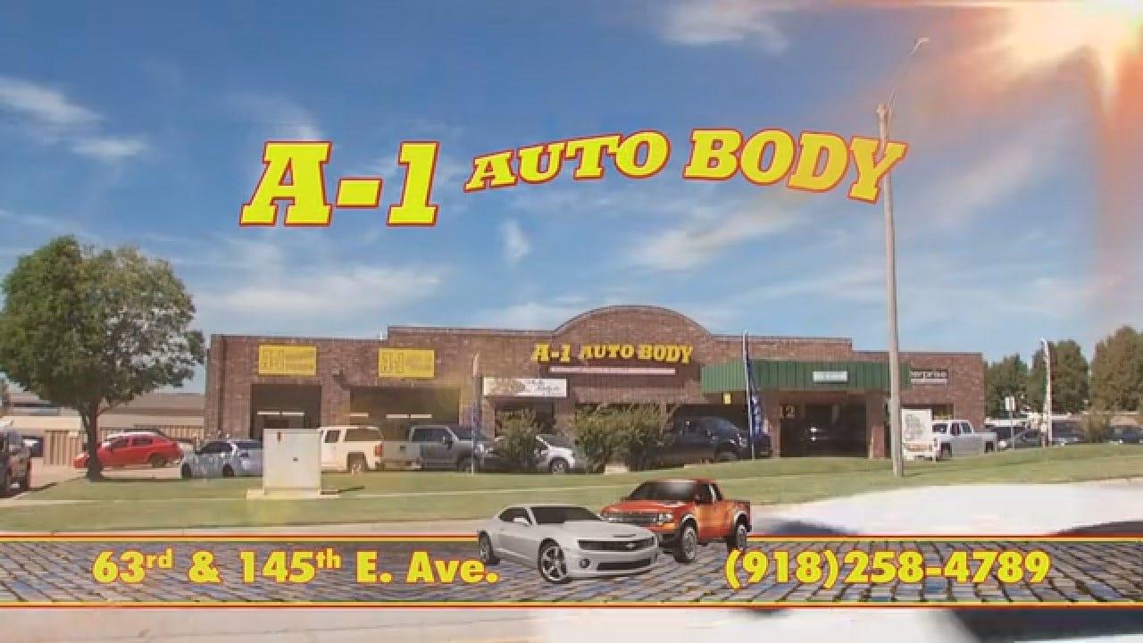 A-1 Auto Body: AASA1AUTO18152 (30720)