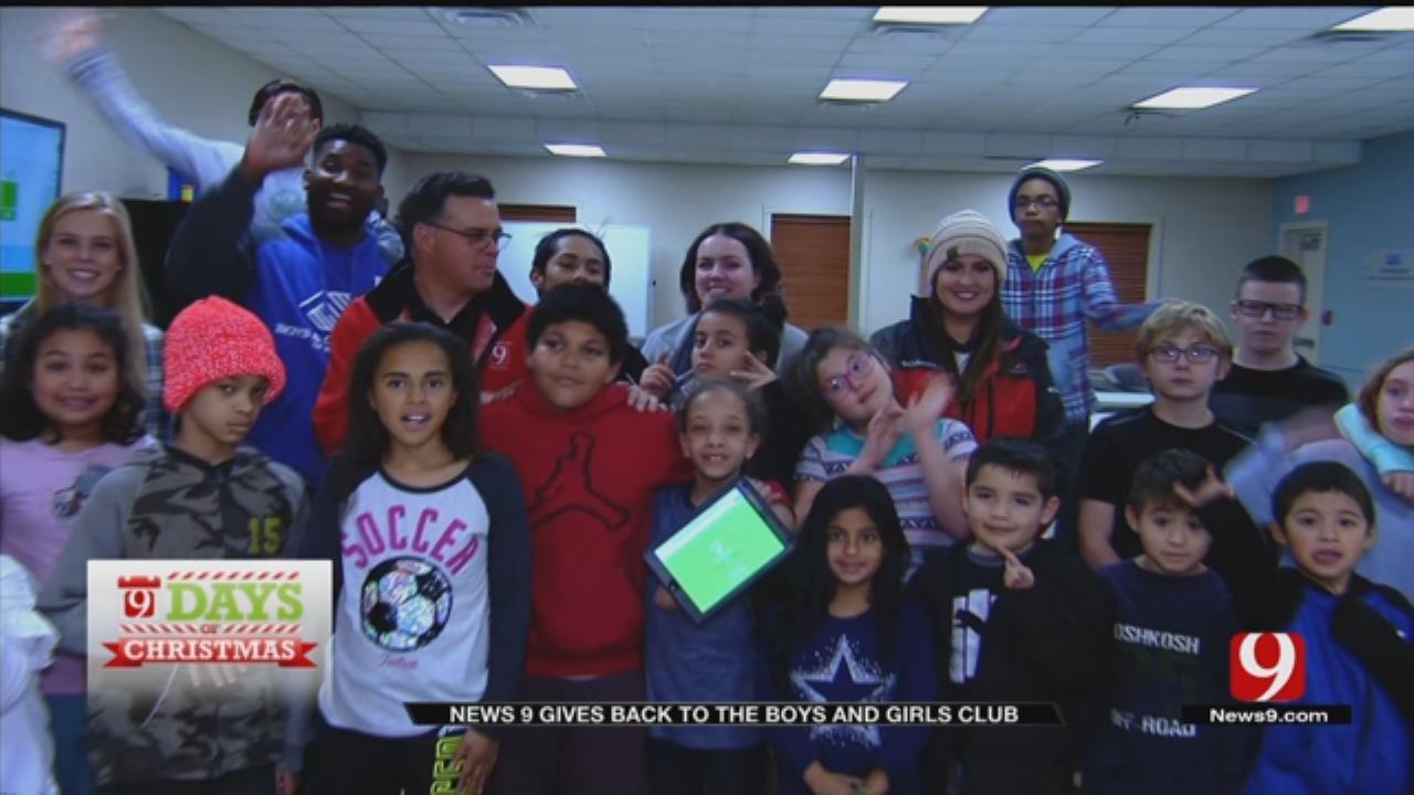 9 Days Of Christmas: Boys And Girls Club