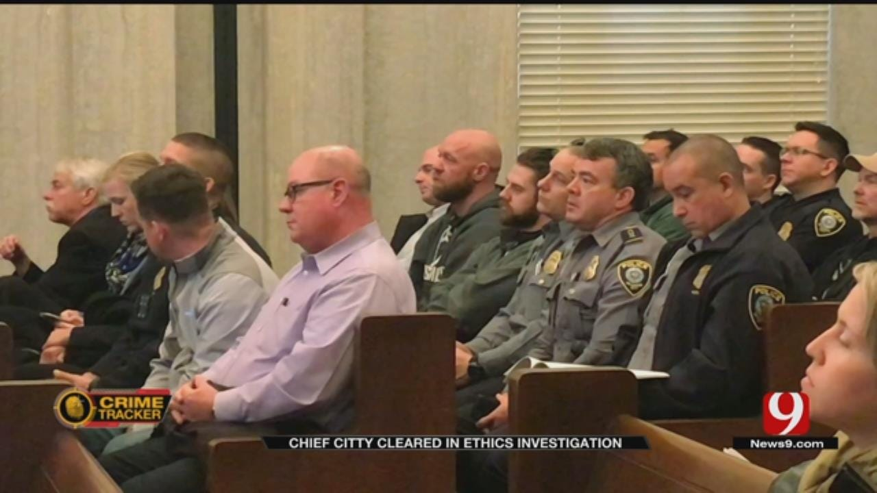 Deputy Chiefs React After OCPD Chief Cleared In Ethics Violation