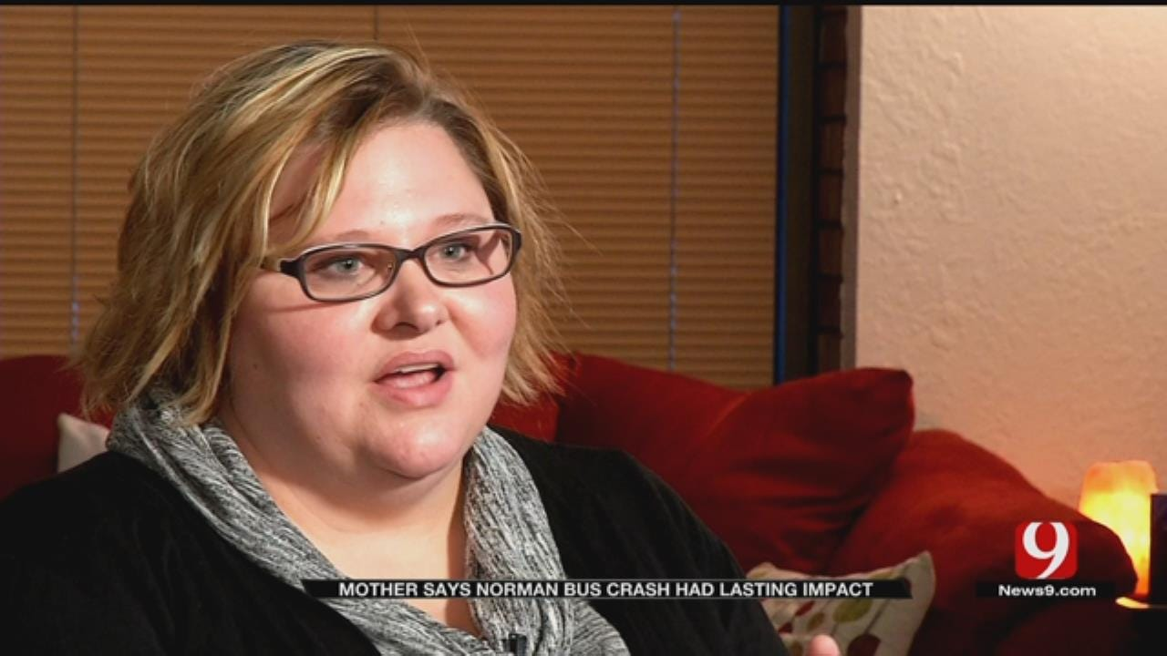 Mother Shares How Norman Bus Crash Affected Her Family