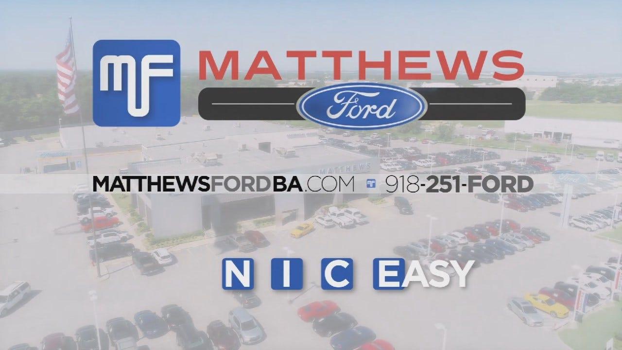 Matthews Ford - MFF150121815
