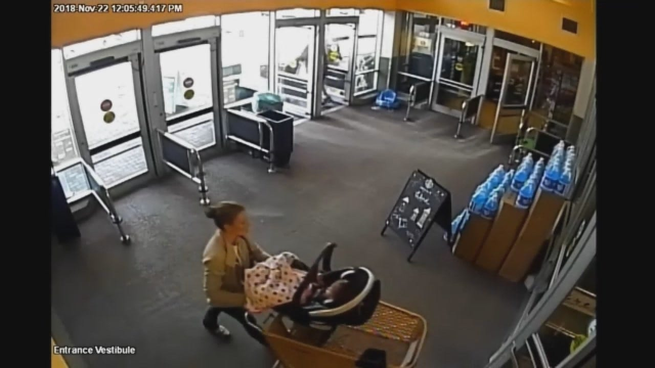 Police Release Last Known Footage Of Missing Colorado Mom