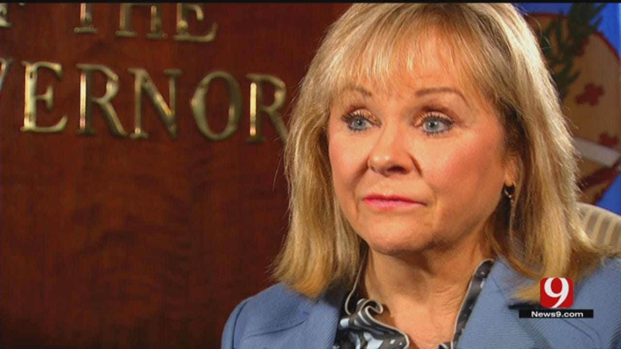 Gov. Mary Fallin Looks Back On Years In Office