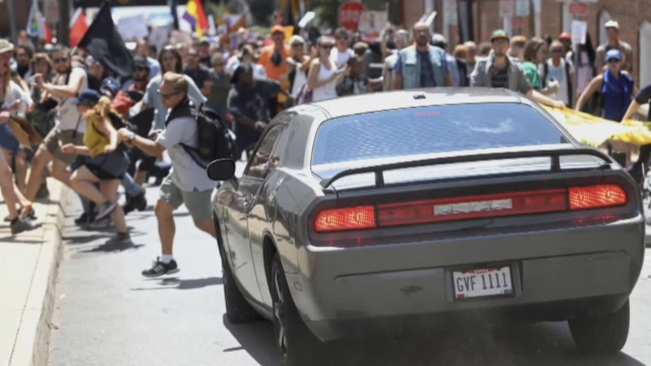 Man Who Rammed Car Into Crowd In Charlottesville Convicted Of First-Degree Murder