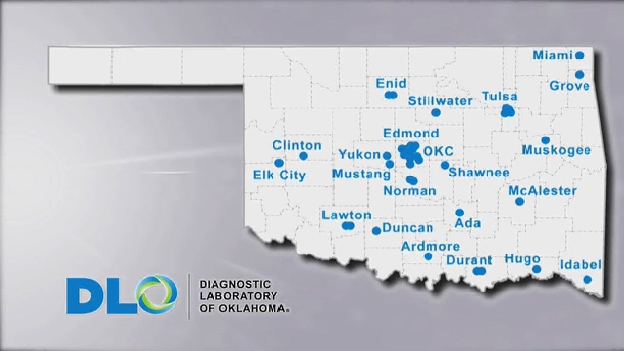 Diagnostic Laboratory of OK: DLO Direct - 12/2018