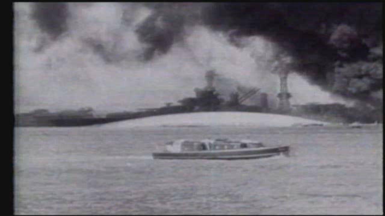 USS Oklahoma Memorial unveiled In Pearl Harbor