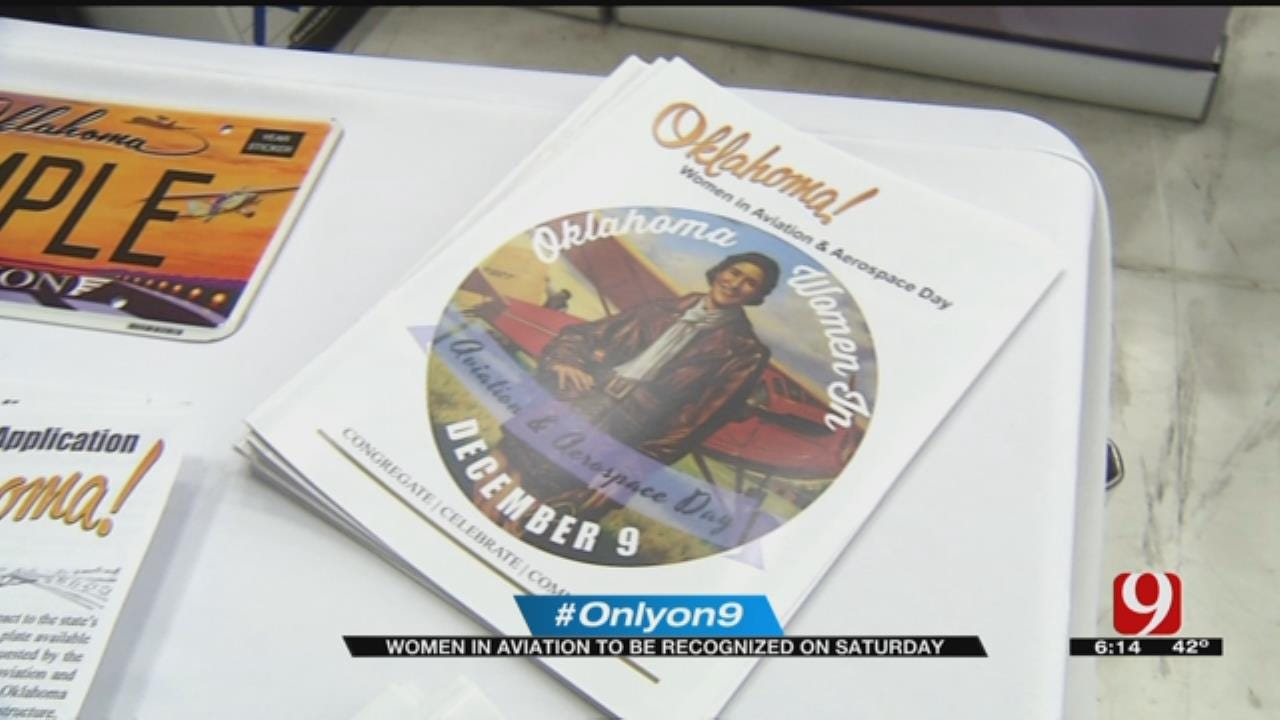 Oklahoma Is First State To Honor Achievements Of Women In Aviation