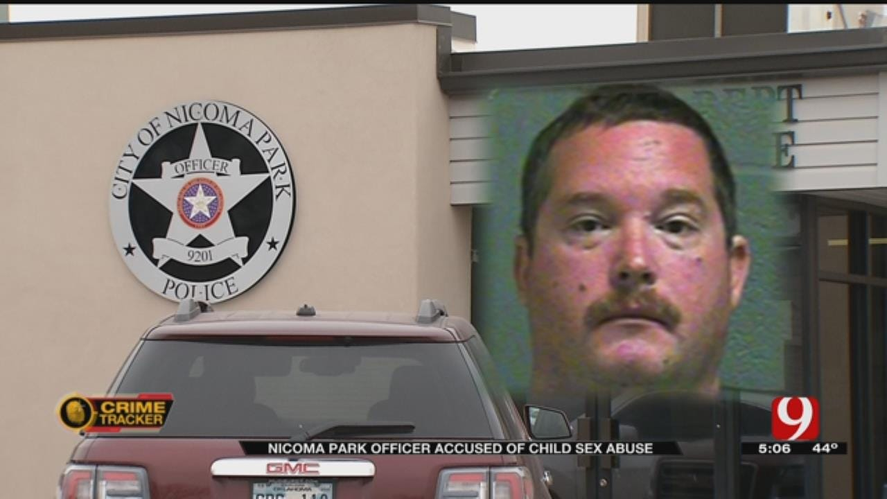 Nicoma Park Officer Arrested For Child Sex Abuse Allegations