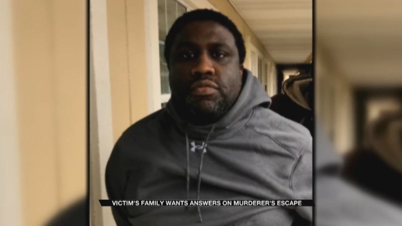 Victim's Family Wants Answers On Convicted Murderer's Escape From Payne Co. Jail