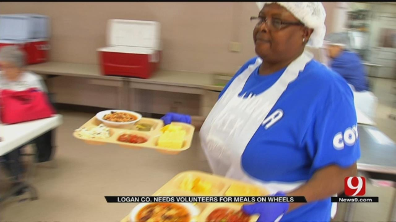 Logan County Needs Volunteers To Feed Elderly, Homebound Residents